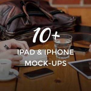 iPad and iPhone Mockups